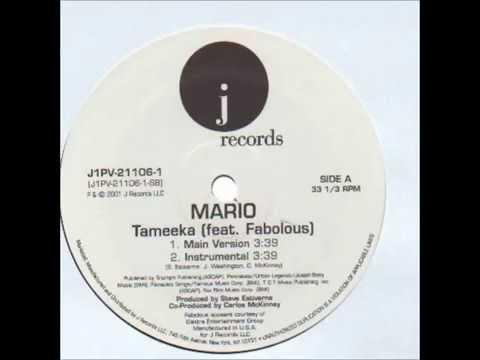 Mario - Tameeka