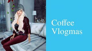 Coffee VLOGMAS