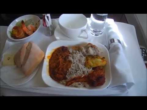 Emirates Airline  - JFK - KHI Business Class ** Part 2 **
