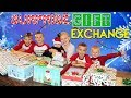 Christmas Comes Early! Huge Surprise Gift Exchange! -