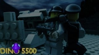 Lego Call of Duty - The Eder Dam