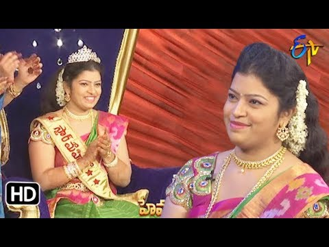Star Mahila | 21st  September 2018 | Full Episode | ETV Telugu