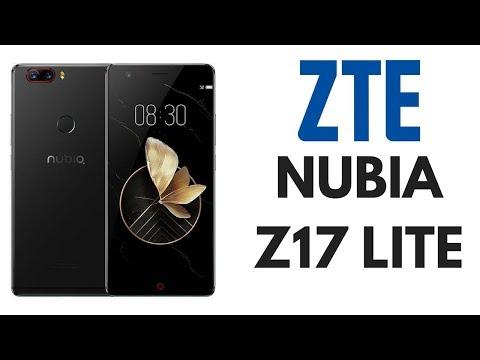 ZTE Nubia Z17 Lite | Specification,Feature,Design,Performance |2017