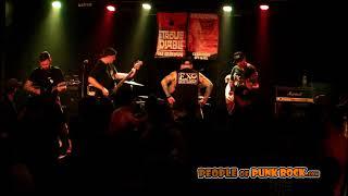 OUR DARKEST DAYS - Victimized @ Punk Rock Meeting 2, Québec City QC - 2018-11-17