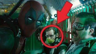 Deadpool 2 Final Trailer BREAKDOWN - Easter Eggs, Theories & References