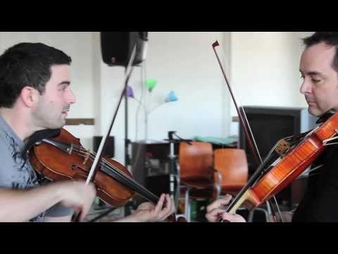 AD/DC hegedűjáték