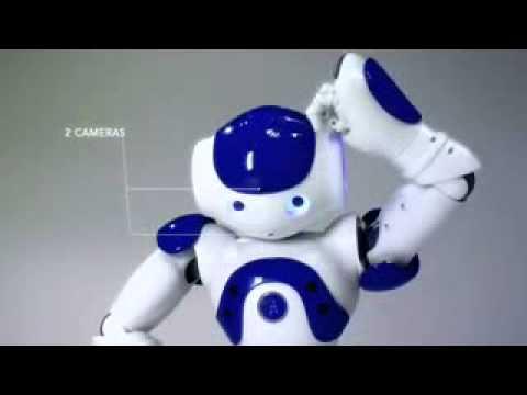 Nao Humanoid Robot –