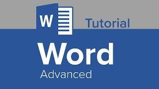 Word Advanced Tutorial