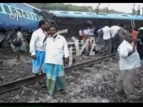 Tamil Nadu train accident 3 killed, 100 injured in derailment near Arakkonam