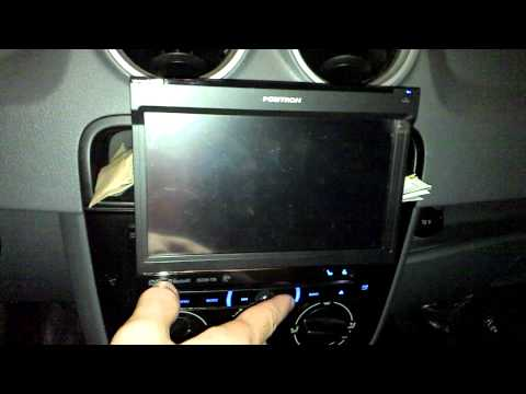 DVD Automotivo Pósitron SP 6861 NAV