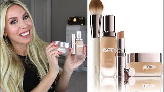 La Mer Soft Fluid Long Wear Foundation, La Mer The Concealer, La Mer The Powder | 3 Reviews in 1