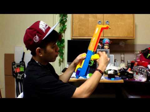 PWND #66: The Nerf Folding Pocket Gun (FPG)