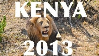 Jambo Kenya Football and Safari 2013 - GoPro HD Hero