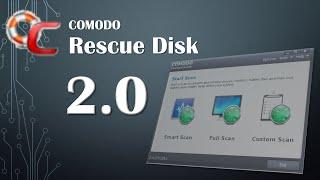 COMODO Rescue Disk 2 0 Review