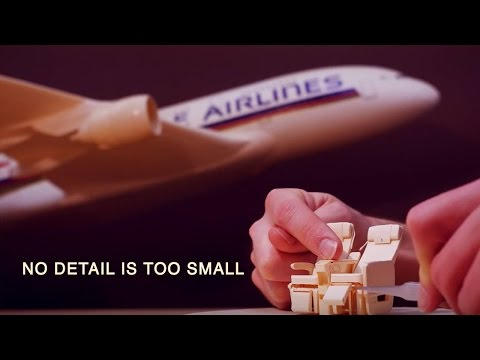 At Singapore Airlines, No Detail Is Too Small