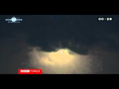 Uzayın yeni k�şifi Gaia uydusu fırlatıldı