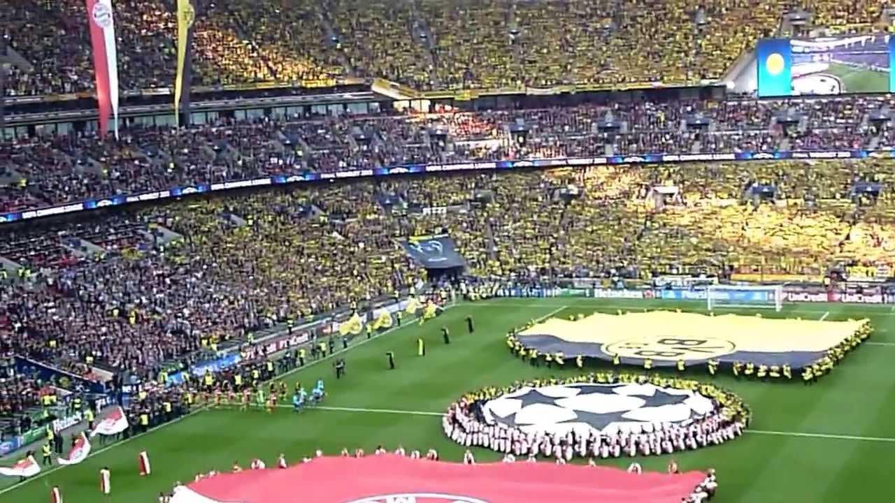 Bvb Champions League Final Champions League Final 2013