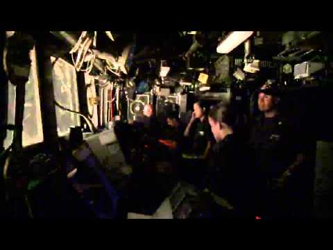USS Philippine Sea (CG 58) Launches Tomahawk Cruise Missiles (part 3)