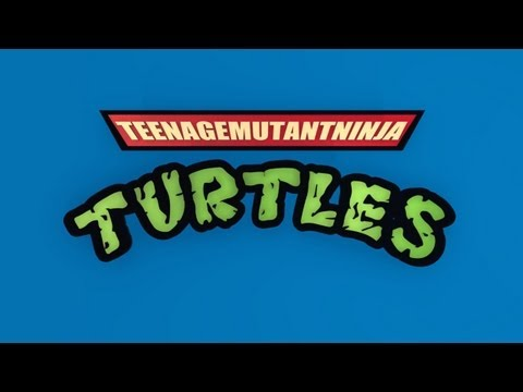 Ninja Turtles Theme Song