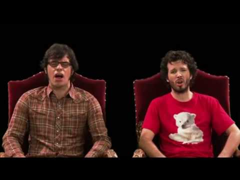 Flight of the Conchords - Tears of a rapper
