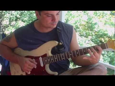 Joe Buddha's Quick Lick week #6 - Pat Martino lick #1 in A minor