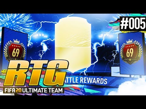 TOP 100 SQUAD BATTLES REWARDS! - #FIFA20 Road to Glory! #05 Ultimate Team