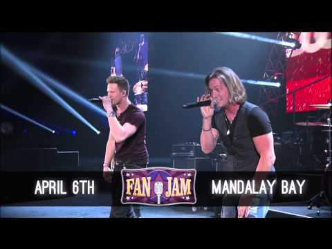 2014 ACM Awards - Florida Georgia Line Invites YOU to ACM Fan Jam!