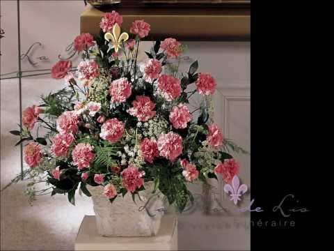 Arreglo de flores - La flor de lis