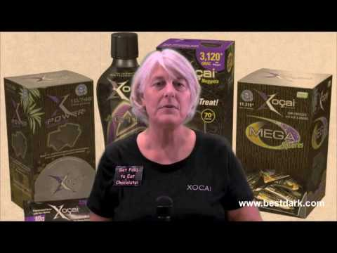 Xocai Healthy Chocolate with Theresa Nelson