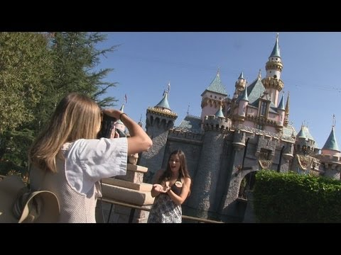 Attractions - The Show - Aug. 22, 2013 - Disneyland Park, D-Tech Me Stormtrooper, and more