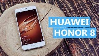 Huawei Honor 8: обзор (распаковка) смартфона с 2-мя тыльными камерами - unboxing - отзывы - покупка