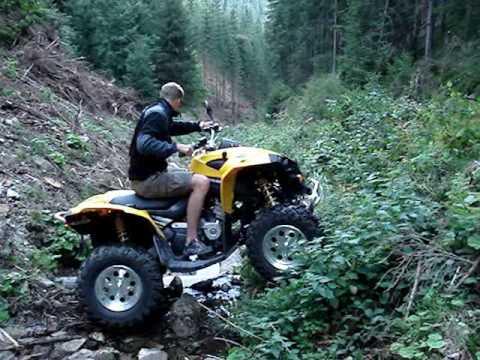 can am renegade 800 da michl