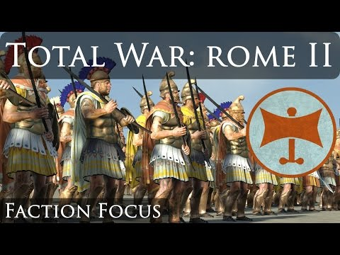 Total War Rome 2 Faction Focus Odrysian Kingdom