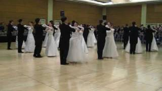 Stanford Viennese Ball 2008 Opening Committee Waltz