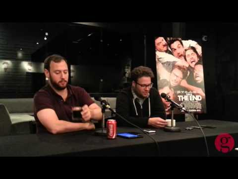 Seth Rogen & Evan Goldberg Interview For 'This Is The End'