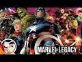 "Marvel Legacy ""Return of Wolverine, Planet Hulk, Ghost Rider"" - Complete Story"