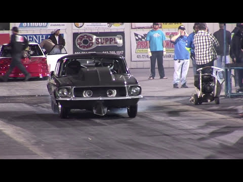 'HELLEANOR' TT Chevy Powered MUSTANG!!! 2000+hp