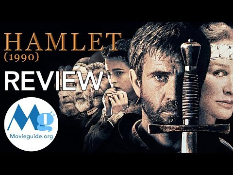 HAMLET (1990) Classic Movie Review by Movieguide