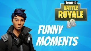 FORTNITE (SO CLOSE TO WINNING!)- FUNNY MOMENTS