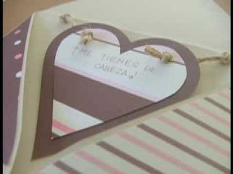 Ku-Ku CARD Heart-Envelop (Corazon-Sobre) 2/2
