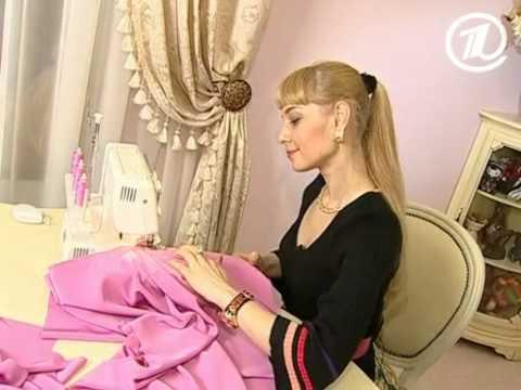 Как сшить платье с одним рукавом своими