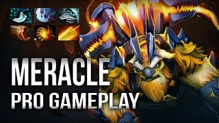 Meracle Carry Earthshaker Ranked Dota 2