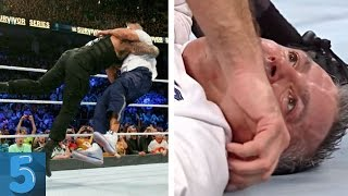 5 WWE Wrestlers Who Were Legitimately Knocked Out In The Ring