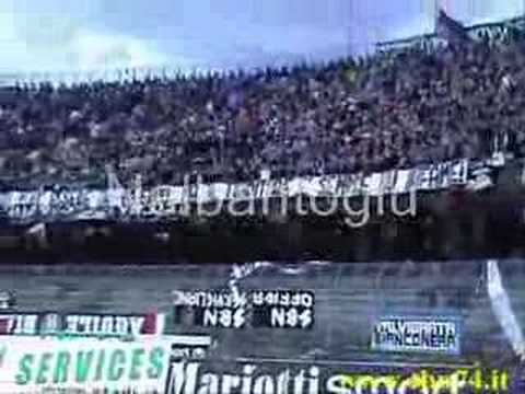 Tifo song for Muslu Nalbantoglu