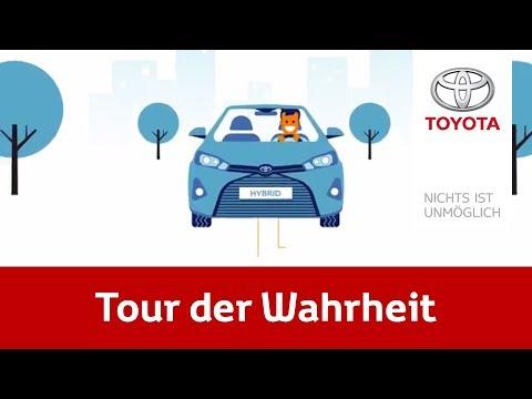 Hybrid E-Testing: Deutschlands Tour Der Wahrheit   Toyota Hybrid