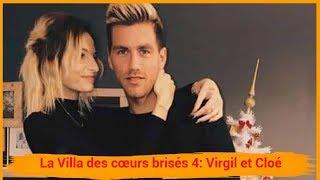 La Villa des cœurs brisés 4: Virgil et Cloé se confient sur leur coup de foudre