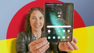 Galaxy Fold full review: Samsung's fascinating foldable