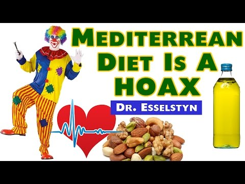 Mediterranean Diet Is A HOAX - Esselstyn