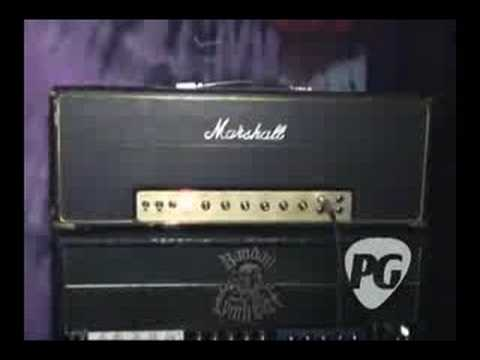 George Lynch's Amps and Pedals
