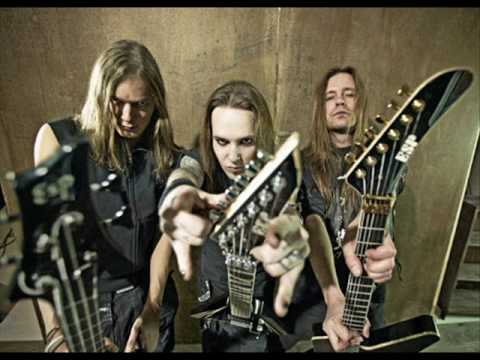 Children Of Bodom - Final Countdown ( cover )
